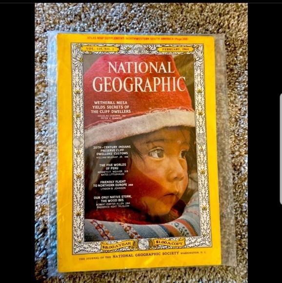 1946 National Geographic Magazine